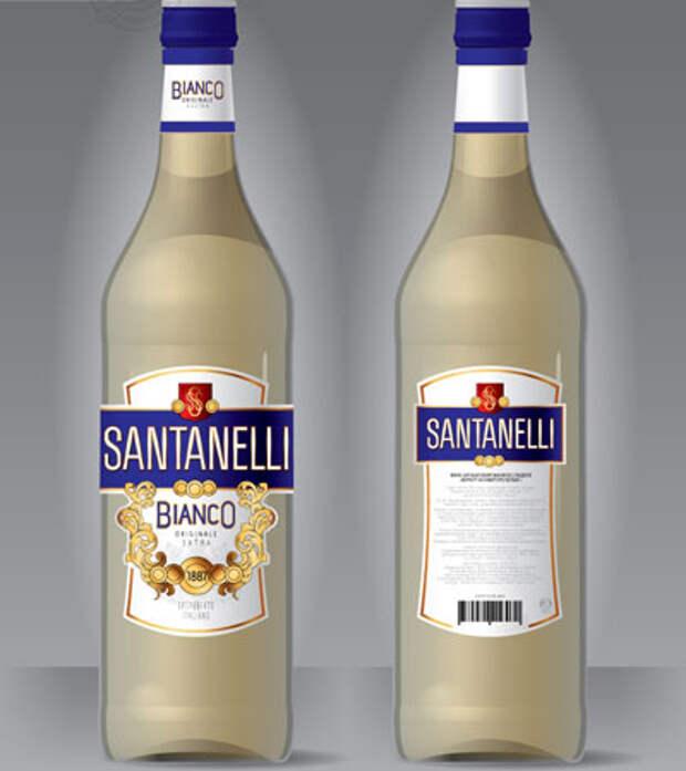Santanelli – новое имя вермута