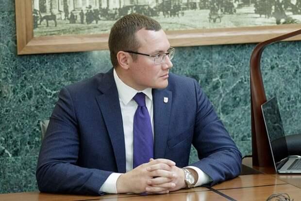 Валерий Шерин занял место в рейтинге замгубернаторов 2020 года