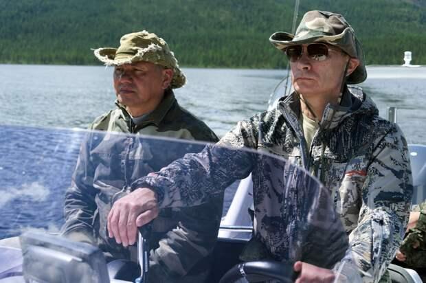 Путин провёл разведку манёвром весной, чтобы сокрушить Украину осенью – беглый либерал