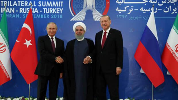 Сирийские компромиссы