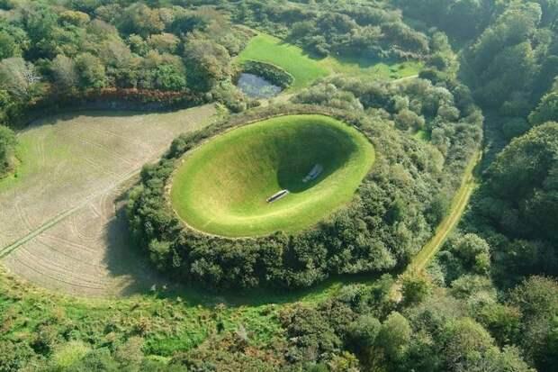 Место, которое невозможно забыть: Небесный сад вИрландии