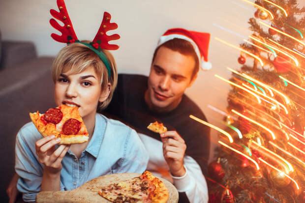 Секс VS еда. Как выжить в новогодние праздники