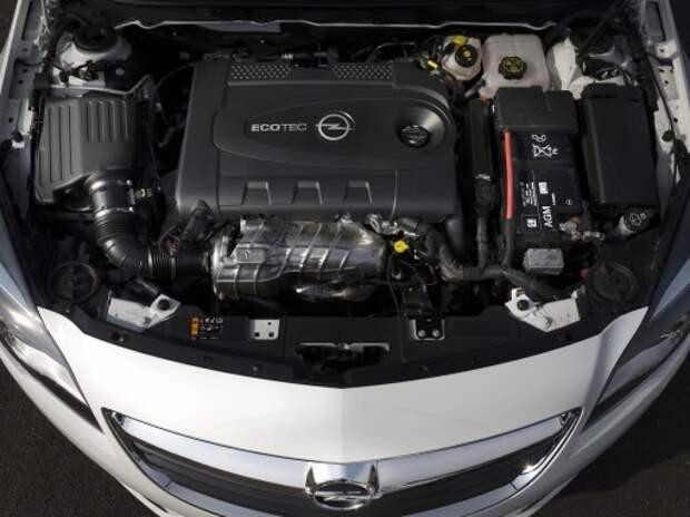 Новое дизели Opel семейства ecoFLEX: искрометные шептуны