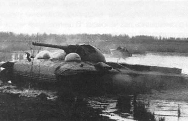 «Объект 760»: Советский танк на воздушной подушке, под которым не срабатывали мины