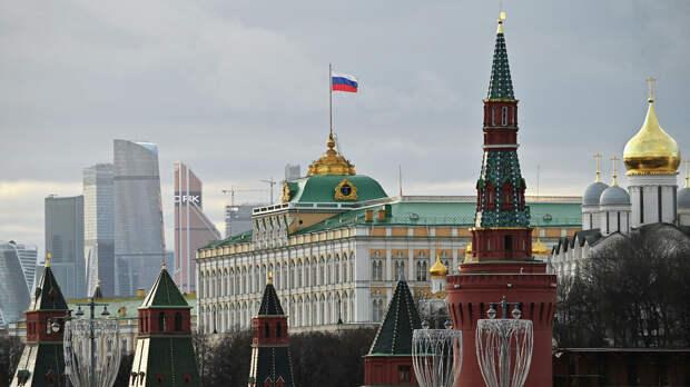 Московский Кремль - РИА Новости, 1920, 05.09.2020