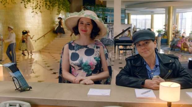 «Удивительная миссис Мейзел». Третий сезон: Пришла и говорю