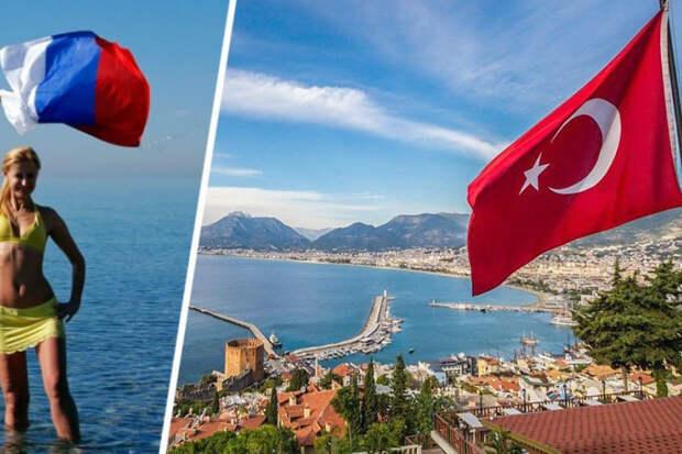 Полмиллиона россиян лишили отдыха в Турции из-за коронавируса, хотя истинная причина в другом