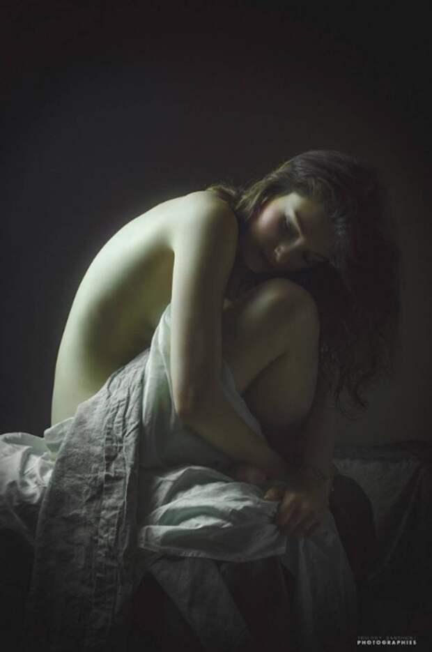 Неоклассические женские портреты