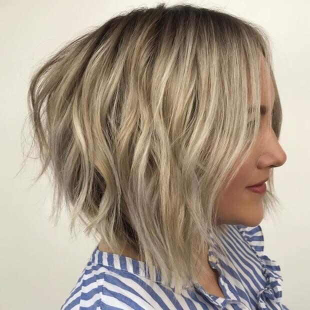 Варианты укладок на короткие волосы с объемом - 8 летних идей. Красиво и молодит!