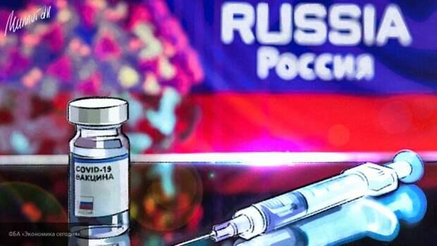 Киевский врач заверил, что на Украину завозят российскую вакцину от COVID-19