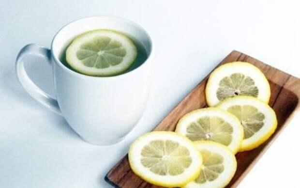 Польза лимона с водой: глоток здоровья лимон, польза