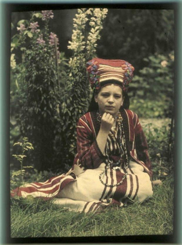 Дореволюционные цветные снимки Петра Веденисова
