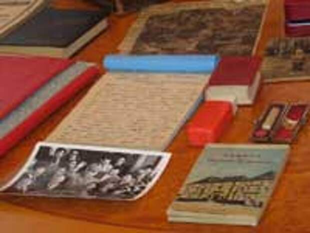 В РИО переданы документы из архива маршала Малиновского