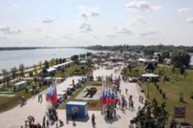 «Пир на Волге» в Ярославле. Нужно просто ехать!