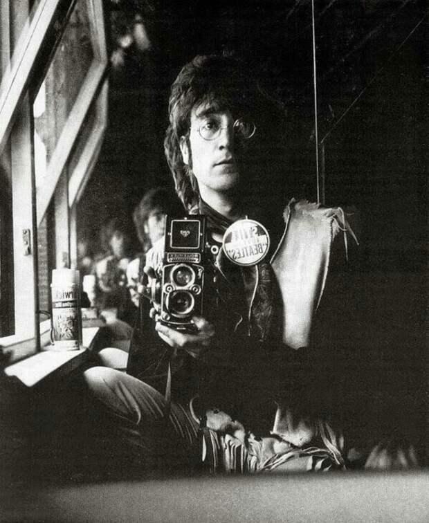 Джон Леннон, музыкант, 1967 звезды, люди, фото