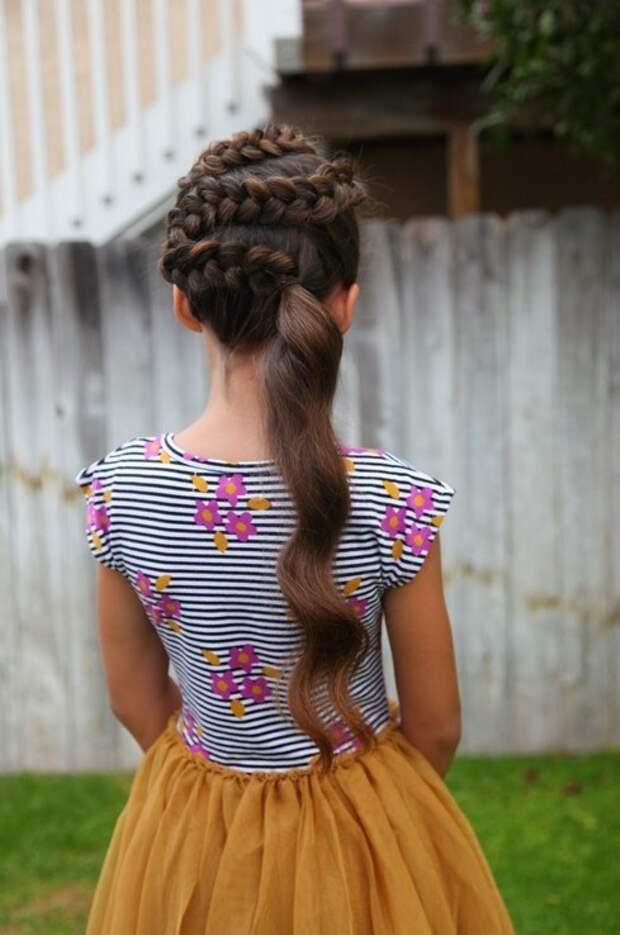 Необычные косы (трафик)