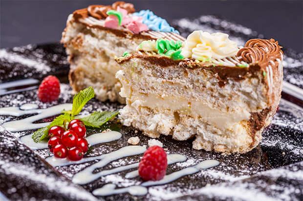 Рецепты трех самых лучших тортов СССР