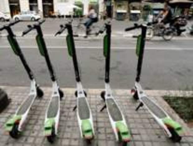 Валенсия уберет с улиц электрические самокаты