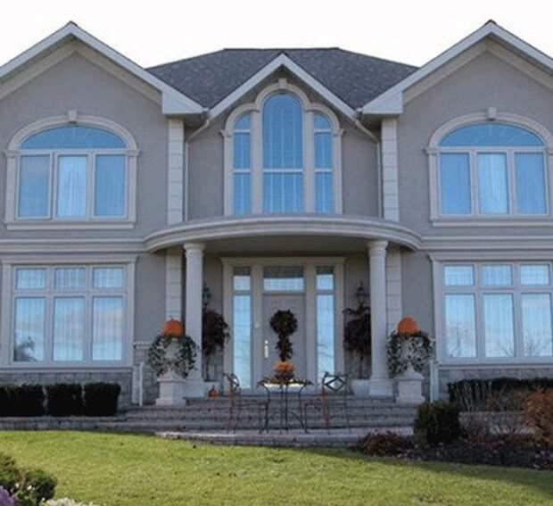 Арочные типы окон для дома