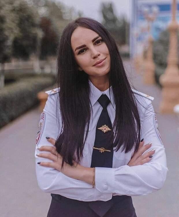 12. девушки, красота, мвд, пилотка, полиция, россия, форма