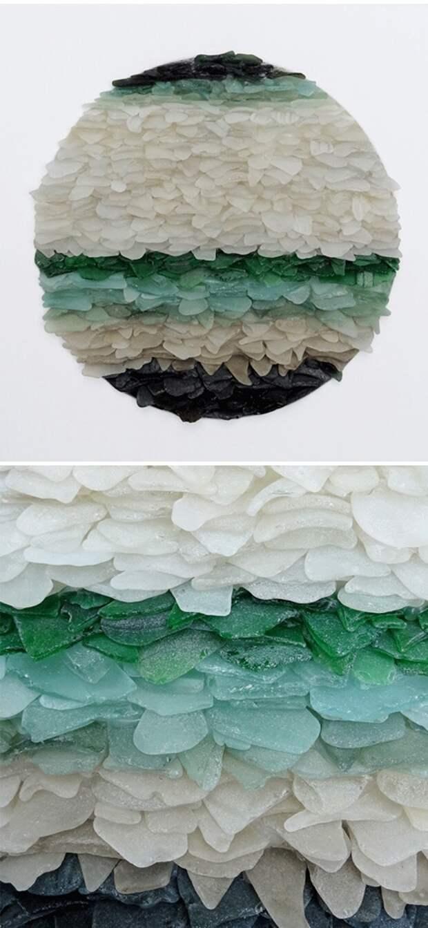 Морское стекло (подборка)