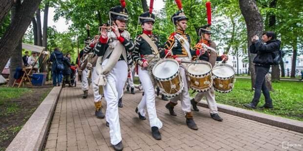 Собянин отметил растущую популярность фестиваля «Времена и Эпохи». Фото: mos.ru
