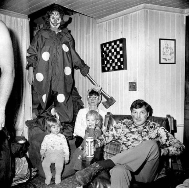 7 мрачных фото из прошлого, происхождение которых неизвестно