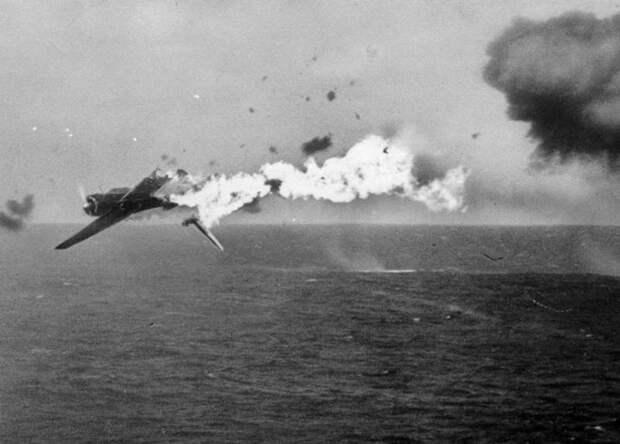 Боевые самолеты. Самолет для самоубийцы