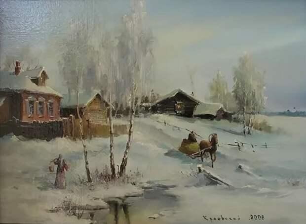 художник Владимир Краевский картины – 73