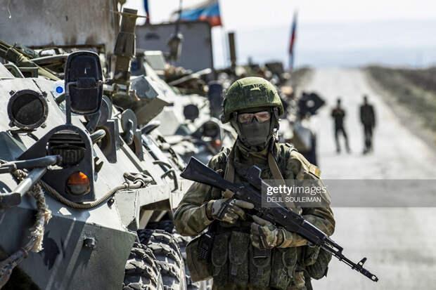 О больших манёврах российской армии