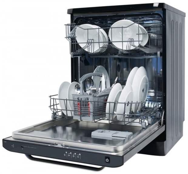 Зачем женщине посудомоечная машина?