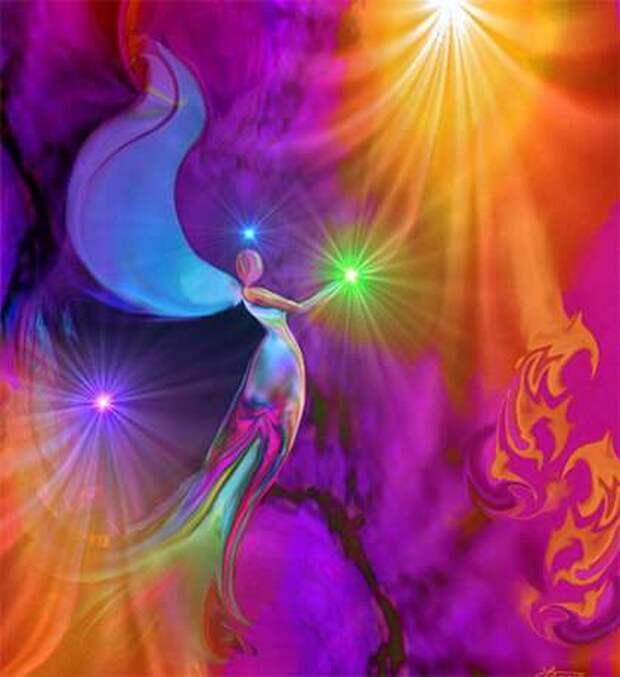 Мир душ. Как рождаются и развиваются души