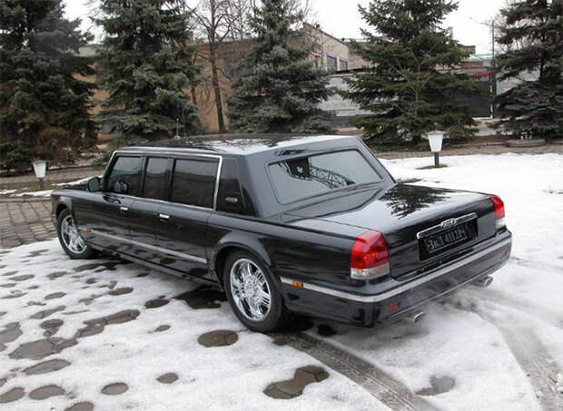 Лимузин, который не понравился Путину, продают за 1,2 миллиона долларов. Можно в кредит