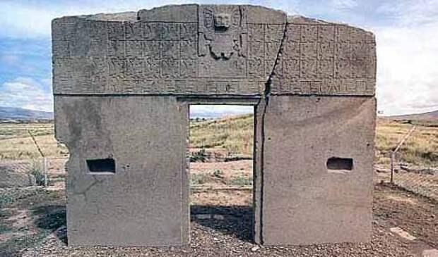 3. Врата Солнца необъяснимое, очевидное-невероятное, удивительные места мира