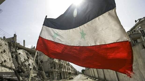 Постпред САР в ООН обвинил Запад в давлении на Сирию