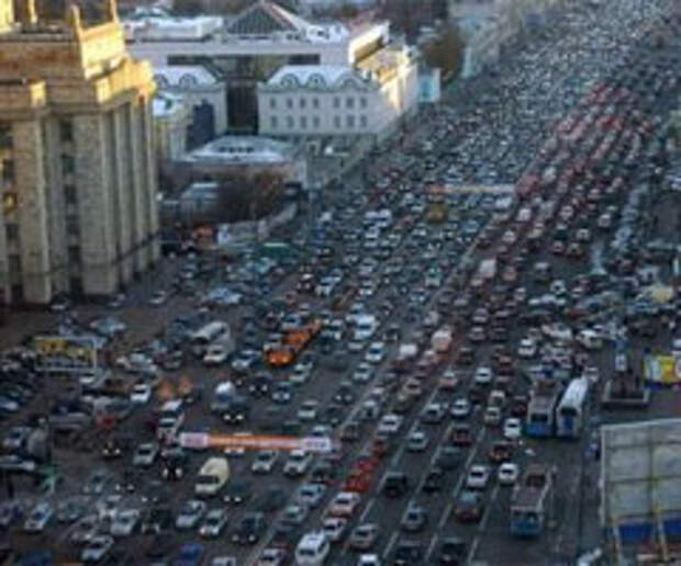 Кому выгодны автомобильные пробки