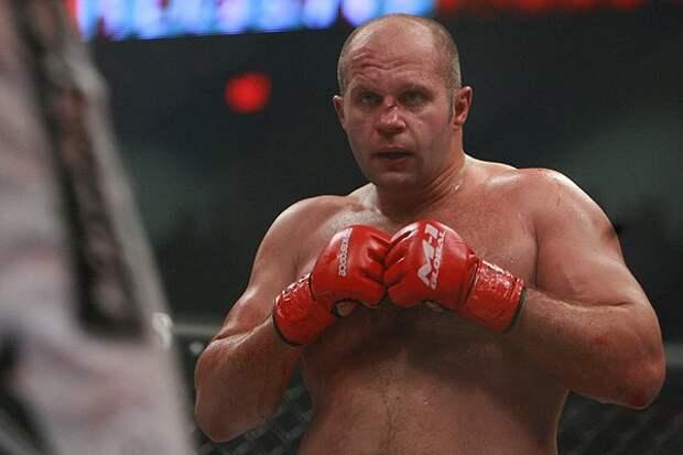 Вы – легенда, Фёдор Емельяненко!