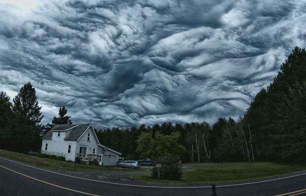 Самые страшные облака