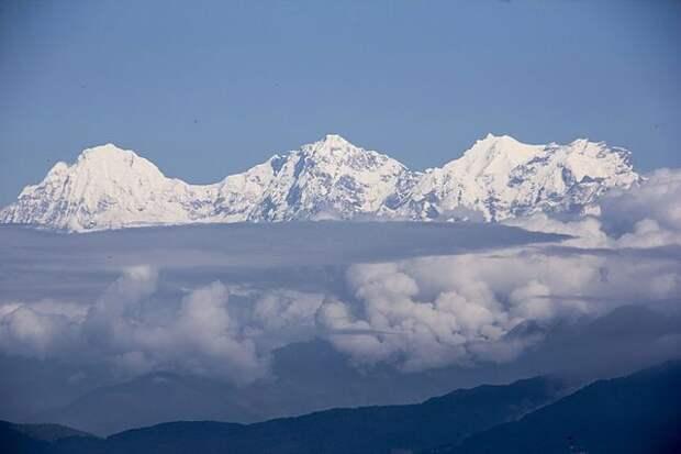 Трое россиян пропали без вести в Гималаях — СМИ