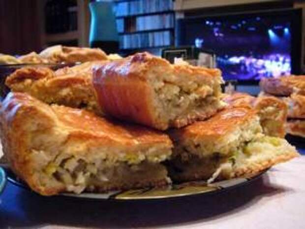 Капустный пирог от Натальи Варлей