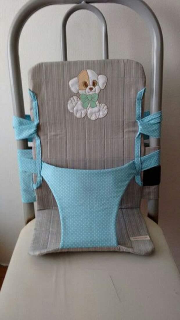 Сиденье безопасности для малыша (Diy)