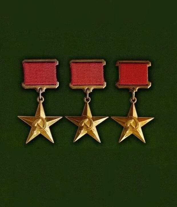 Единственный человек в СССР лишенный трёх звезд Героя и всех наград. Кто он?