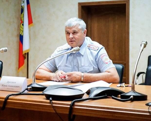 Глава столичной ГИБДД был уволен после публикации о передаче маршрутов первых лиц через WhatsApp