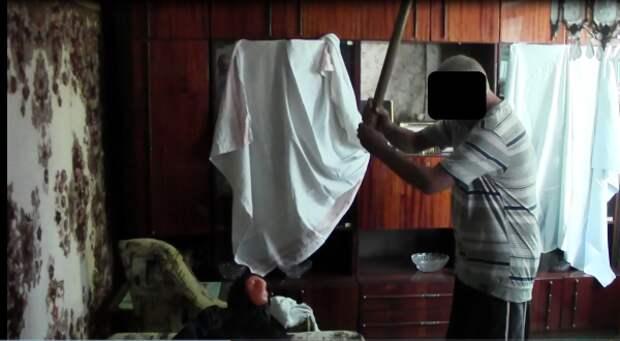 Житель Севастополя забил пасынка кувалдой до смерти