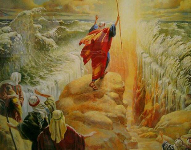 10 мифических чудес из прошлого: объяснение с точки зрения науки
