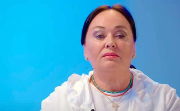 Актриса Лариса Гузеева намекнула на выписку из Коммунарки