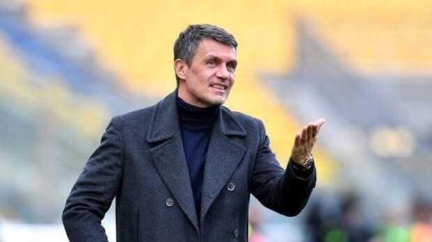 Мальдини заявил, что не участвовал в обсуждениях о вступлении «Милана» в Суперлигу