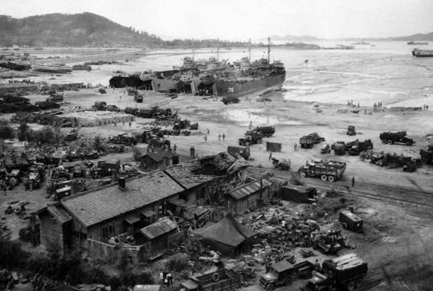 k13 0091 46 впечатляющих снимков Корейской войны