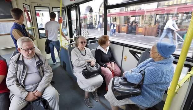 Жителям и гостям Подмосковья напомнили о правилах поведения в автобусах