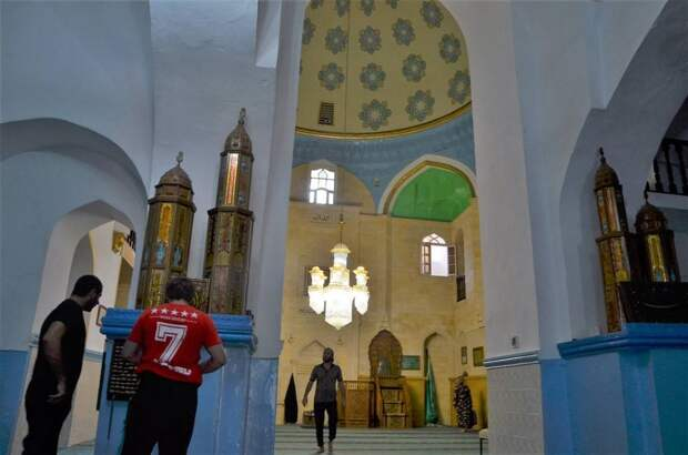 Дербент - самый удивительный город России